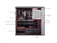 کامپیوتر استوک Lenovo ThinkStation P500 پردازنده Xeon