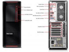 کامپیوتر دست دوم Lenovo ThinkStation P500 پردازنده Xeon