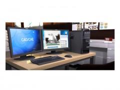 کامپیوتر استوک Lenovo ThinkStation S20 پردازنده Xeon