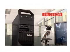 کیس رندرینگ Lenovo ThinkStation E31 پردازنده Xeon