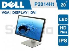 مانیتور استوک Dell P2014Ht سایز 20 اینچ پنل IPS