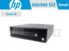 کیس استوک HP Elitedesk 800 G2 پردازنده i5 نسل 6 سایز مینی