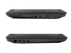 لپ تاپ رندرینگ HP ZBook 17 G3 i7 گرافیک 4GB