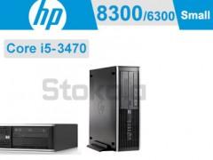 کیس استوک HP Compaq Elite 8300 / 6300 پردازنده i5 نسل 3 سایز مینی