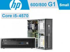 کیس استوک HP Elitedesk 600/800 G1 پردازنده i5 سایز مینی