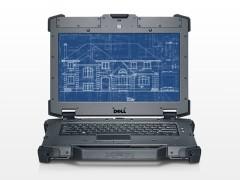 لپ تاپ صنعتی DELL XFR e6420 یک غول ضد ضربه