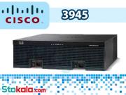 روتر سیسکو کارکرده Cisco Router 3945