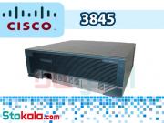 روتر سیسکو کارکرده Cisco Router 3845