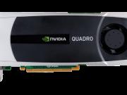 کارت گرافیک کوادرو NVIDIA Quadro 5000