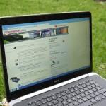 لپ تاپ استوک Dell Precision M3800 اولترابوک نسل۴ گرافیک Nvidia Quadro 2 گیگابایت2
