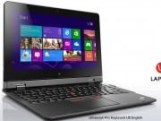 قیمت تبلت ویندوزی ارزان Lenovo ThinkPad Helix پردازنده i5 نسل 3 نمایشگر لمسی