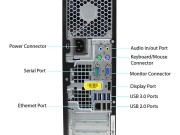 کیس HP Compaq 6305 استوک  گرافیک ۲ گیگ (گیمینگ)