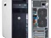 کیس رندرینگ و گرافیگ HP Workstation Z620