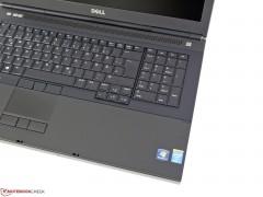 لپ تاپ فوق حرفه ای Dell Precision M6800 نسل چهار 17 اینچی
