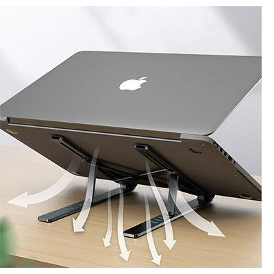 open vents help to cool down laptop