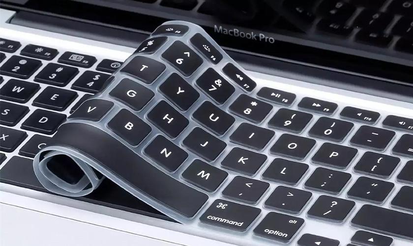 کاور کیبورد لپ تاپ