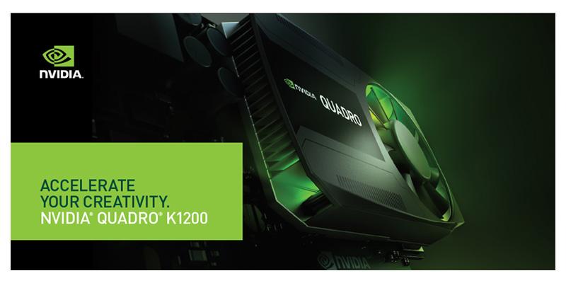 بررسی و خرید کارت گرافیک NVIDIA Quadro K1200 ظرفیت 4GB پنل کوتاه | کارت گرافیک NVIDIA - ظرفیت 4GB GDDR5 - تراشه NVIDIA QUADRO K1200 - خروجی تصویر Mini Display