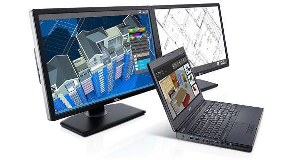 بررسی و خرید لپ تاپ استوک Dell Precision M4800 - فروشگاه اینترنتی استوکالا