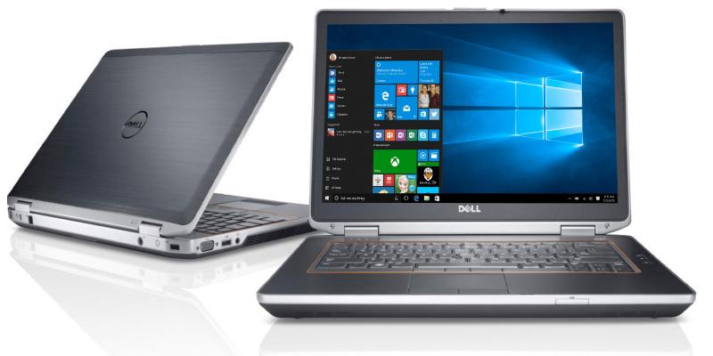 خرید لپ تاپ گرافیک دار Dell Latitude E6420 پردازنده i5 2520M گرافیک NVIDIA Quadro NVS 4200M 1GB - نمایشگر 14 اینچ با کیفیت تصویر HD دارای پورت Dock ، HDMI ، VGA ، eSATA
