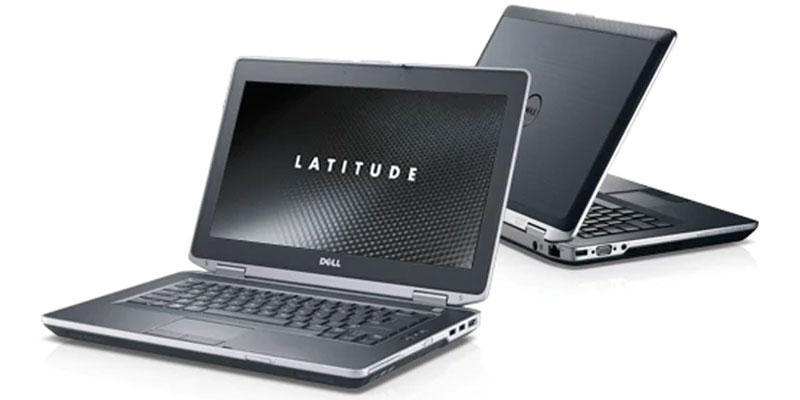 لپ تاپ استوک گرافیک دار Dell Latitude E6430 - پردازنده i7 3520M - گرافیک NVIDIA NVS 5400M 2GB - نمایشگر 14 اینچ - دارای پورت VGA ، HDMI ، ExpressCard - باتری 9 سلولی