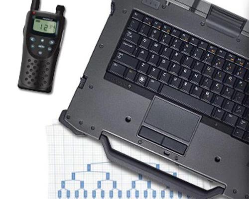لپ تاپ استوک صتعتی Dell  E6420 XFR مناسب برای شرایط کاری غیرایمن و خطرناک