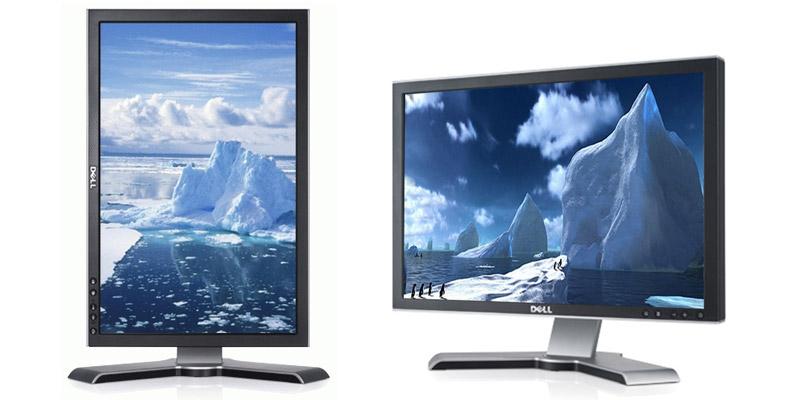 بررسی و خرید مانیتور استوک Dell UltraSharp 2009WT - سایز 20 اینچ - widescreen - پایه ثابت - +WSXGA - پنل TN - دارای پورت VGA ، DVI-D