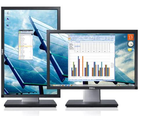 بررسی و خرید مانیتور استوک Dell Professional P1911 - سایز 19 اینچ - پایه ثابت - WSXGA - پنل TN - دارای پورت VGA ، DVI-D ، USB 2.0