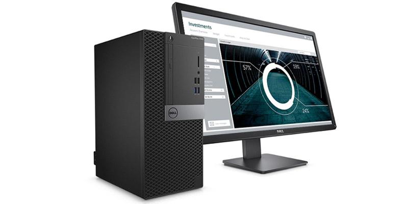 بررسی و خرید کیس استوک Dell Optiplex 7040 سایز مینی تاور - پردازنده i5 نسل شش - 4 هسته - 4 رشته - کش 6MB - رم 8GB - هارد 500GB - دارای پورت HDMI ، Display ، Serial
