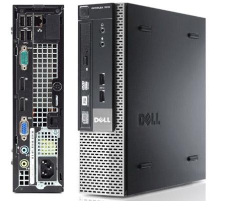 بررسی و خرید کیس استوک Dell OptiPlex 9010 سایز اولترا اسلیم - پردازنده i5 نسل چهار - 4 هسته - 4 رشته - کش 6MB - رم 4GB - هارد 250GB - دارای پورت Display ، VGA ، Serial