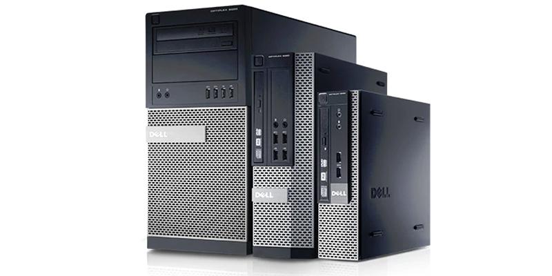 بررسی و خرید کیس استوک Dell Optiplex 9020 سایز مینی - پردازنده i7 / i5 نسل چهار - 4 هسته - 4 رشته - کش 6MB - رم 4GB - هارد 500GB - دارای پورت VGA ، Display ، Serial