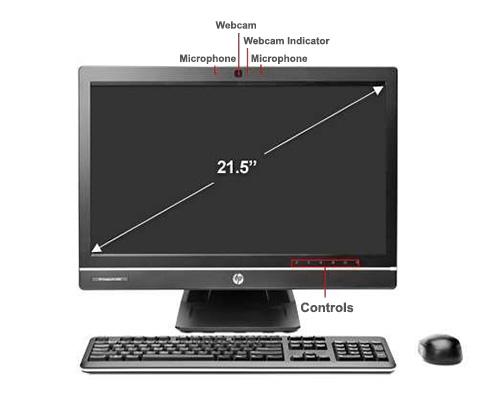 آل این وان استوک HP Compaq Pro 6300