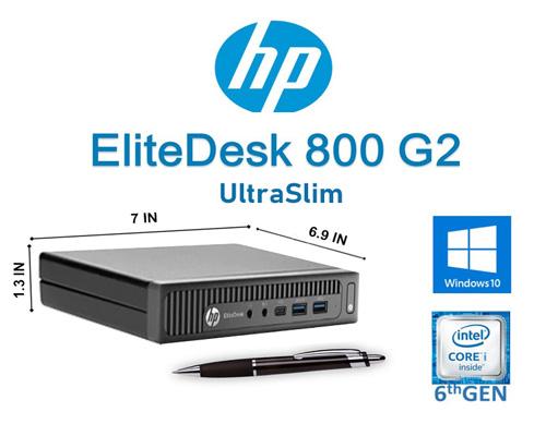 کیس استوک HP 800 G2 اولترااسلیم