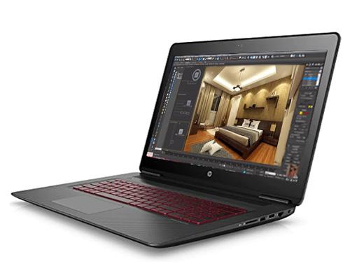 لپ تاپ گیمینگ OMEN by HP 17 با پردازنده i5 7300HQ رم 16GB هارد 1TB گرافیک NVIDIA GeForce GTX 1050 2 GB نمایشگر 17.3 اینچ FHD دارای پورت USB 3.1 ، HDMI باتری 6سلولی