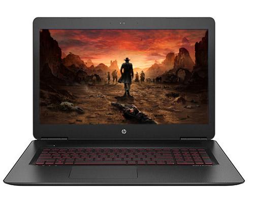 لپ تاپ گیمینگ گرافیک دار OMEN by HP 17 پردازنده i7 6700HQ هارد SSD M.2 گرافیک NVIDIA GeForce GTX 1070 8GB نمایشگر 17.3 اینچ با کیفیت FHD دارای پورت Mini Display ، HDMI
