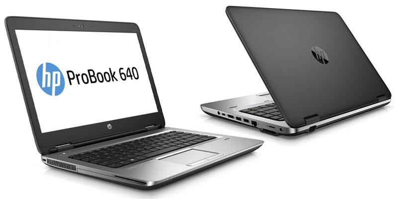 بررسی و خرید لپ تاپ استوک HP ProBook 640 G3 - پردازنده i5 4340M  نمایشگر 14 اینچ با کیفیت HD - دارای پورت USB-C ، DisplayPort ، Dock باتری 3 سلولی