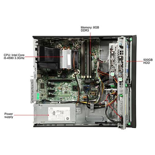 بررسی و خرید کیس استوکHP Prodesk 600 G1گرید A در حد نو سفارش آمریکا با بهترین کیفیت و قیمت و 10 روز گارانتی تست سلامت از استوکالا