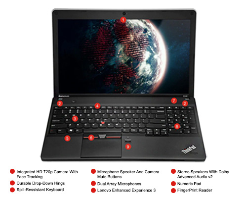 بررسی و خرید لپ تاپ استوک Lenovo ThinkPadEdge E530گرید +A سفارش اروپا و آمریکا با بهترین کیفیت و قیمت و 10 روز گارانتی تست سلامت از استوکالا