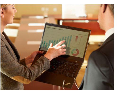 نمایشگر لمسی لپ تاپ استوک Thinkpad X1 Carbon
