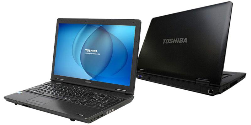 لپ تاپ استوک Toshiba Dynabook Satellite L47 با  پردازنده i5 560M هارد 1TB نمایشگر 15.6 اینچ با کیفیت تصویر HD دارای پورت eSATA ، VGA ، Express Card است