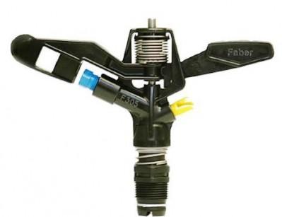 آبپاش ضربه ای پلاستیکی مدل (F-305) ساخت فابر اسپانیا