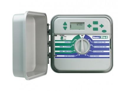 کنترلر آبیاری با پایه 3 ایستگاه مدل Pro-C ساخت هانتر آمریکا