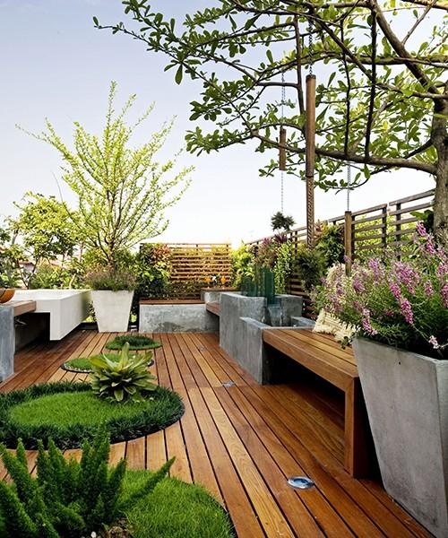 روش اتوماتیک کردن سیستم آبیاری فضای سبز خانگی