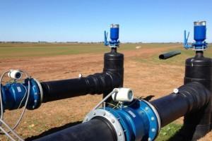 کنترل هوا در شبکه های آبیاری