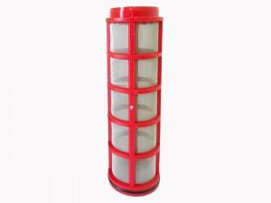 مینی فیلتر  توری پلاستیکی 1/2و1  اینچ ساخت رین ایتالیا