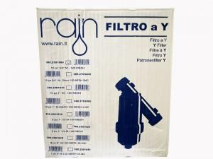 مینی فیلتر توری پلاستیکی 3/4 اینچ ساخت رین ایتالیا