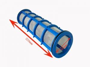 مینی فیلتر توری  پلاستیکی 1/4و1  اینچ ساخت رین ایتالیا