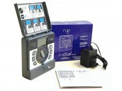 کنترلر آبیاری 4 ایستگاهه مدل I-DIAL ساخت رین ایتالیا
