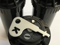 آبپاش روتوری مخفی شونده و تنظیم شونده 1/2 اینچ مدل S050 S ساخت رین ایتالیا