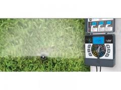 انواع کنترلر آبیاری قطره ای و بارانی
