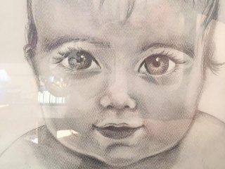 تابلو نقاشی کودک